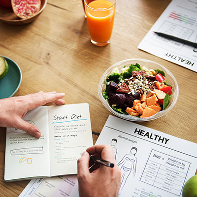 Niall Brady Nutrition & Exercise Diet Consultation